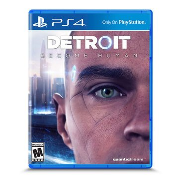 PS4 Detroit: Become Human 5/25/18