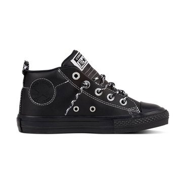 Converse Boys Chuck Taylor All Star Street Hiker Mid Sneaker (Youth)