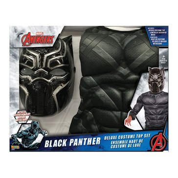 Black Panther Super Costume Set