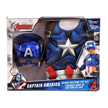 Captain American Super Costume Set