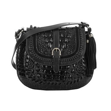Brahmin Addilyn Crossbody Black Wilde