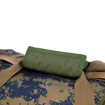 Flying Circle Luggage Handle Wrap, Olive