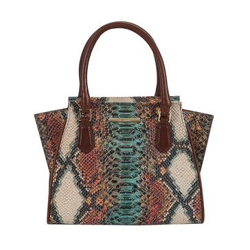 Brahmin Francine Medium Satchel Multi Hansen
