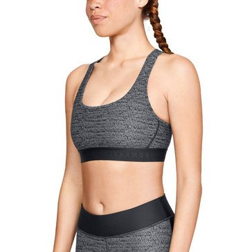 Under Armour Women's Crossback Sports Bra