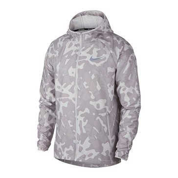 Nike Men's Running Essentials Flash GX Printed Jacket
