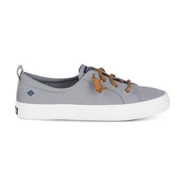Sperry Crest Vibe Canvas Sneaker Grey