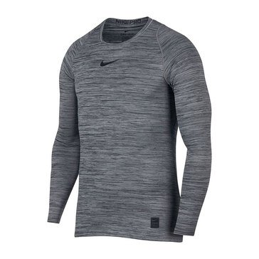 Nike Men's Pro Long Sleeve Fitted Top