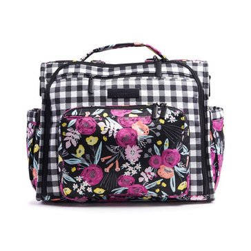 Ju-Ju-Be B.F.F. Diaper Bag, Gingham Bloom