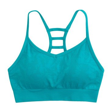 Jockey Women's Glass Shard Sports Bra