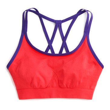 Jockey Women's Vortex Seamless Sports Bra
