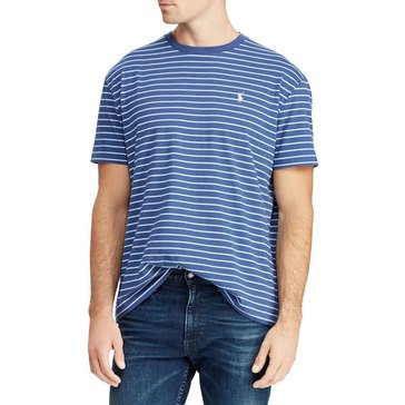 Polo Ralph Lauren Men's Short Sleeve Striped Crew Tee