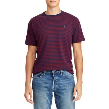 Polo Ralph Lauren Men's Short Sleeve Solid Crew Tee