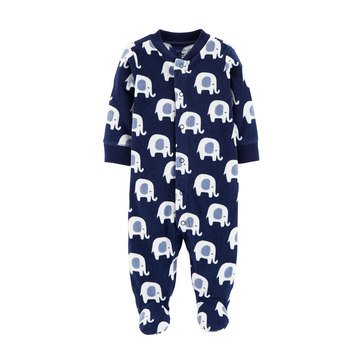 Carter's Baby Boys' Micro Fleece Sleep N' Play
