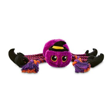 Petco Halloween Spider with Boots Toy
