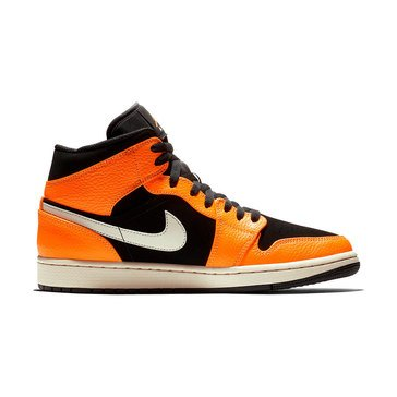 Jordan Men's Air Jordan 1 Mid Basketball Shoe