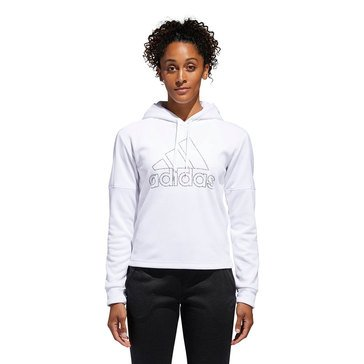 Adidas Women's Ti Bos Pullover Hoodie