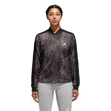 Adidas Women's Printed Jacket