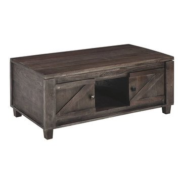 Signature Design by Ashley Chaseburg Coffee Table with Lift Top
