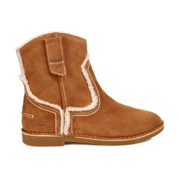 Ugg Catica Ankle Boot Chestnut