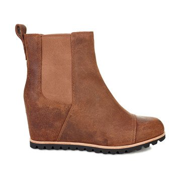 Ugg Pax Wedge Bootie Chipmunk