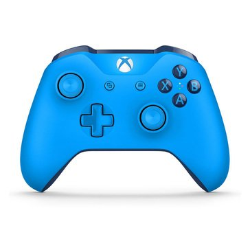 Xbox One Wireless Controller Blue 2/7/17