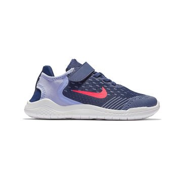 Nike Girls Free RN 2018 Running Shoe (Little Kid)