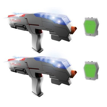 Laser X Two Player Laser Tag Gaming Set