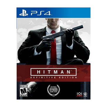 PS4 Hitman: Definitive Edition 5/15/18