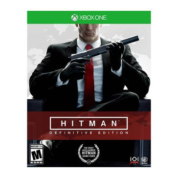 Xbox One Hitman: Definitive Edition 5/15/18