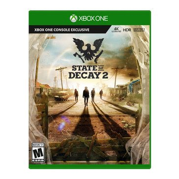 Xbox One State of Decay 2 5/22/18