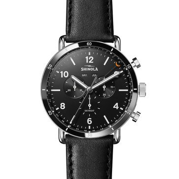 Shinola Men's The Canfield Sport Chronograph Watch, 45mm