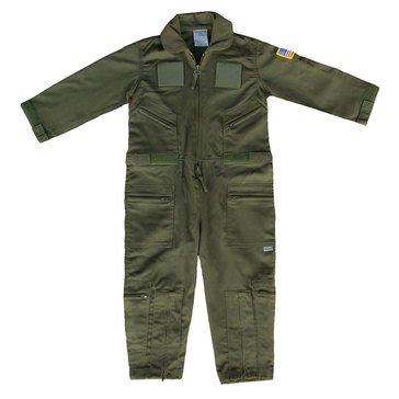 TROOPER BOYS FLIGHT SUIT (NO PATCHES) SAGE GREEN
