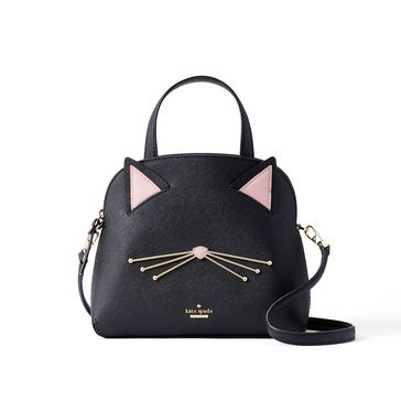 Kate Spade Cat's Meow Small Lottie Black
