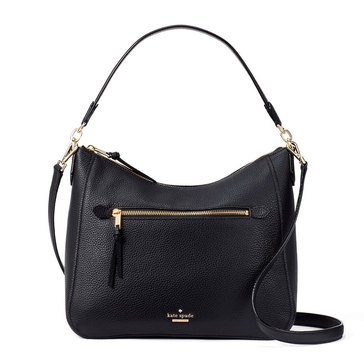 Kate Spade Jackson Street Quincy Shoulder Bag Black
