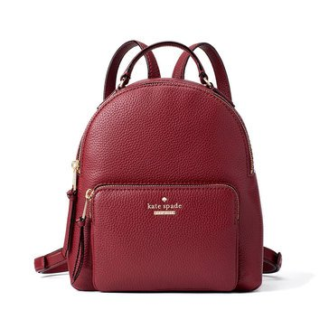 Kate Spade Jackson Street Keleigh Back Pack Fig Jam