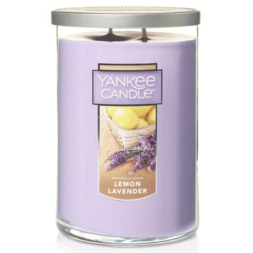 Yankee Candle Lemon Lavender 2-Wick Tumbler Candle