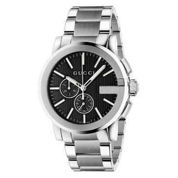 Gucci Men's Chronograph Bracelet Watch, 44mm