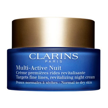 Clarins Multi Active Night Cream for Dry Skin