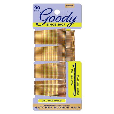 Goody Bobby Pins Blonde 90ct