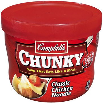 Campbell's Chunky Classic Chicken Noodle Bowl 15.25oz