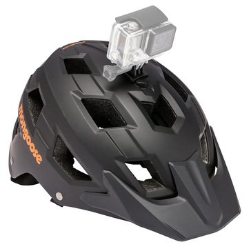 Mongoose Capture Adult Helmet with GoPro Camera Mount
