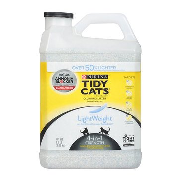 Tidy Cats Lightweight 4 Cat Litter