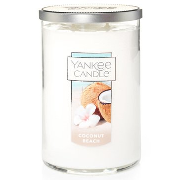 Yankee Candle Coconut Beach 2-Wick Tumbler Candle