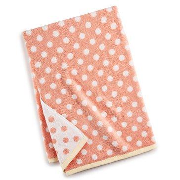 Martha Stewart Collection Dot Towel