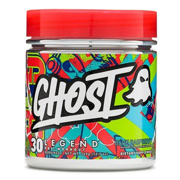 Ghost Legend Blue Raspberry 30 Servings
