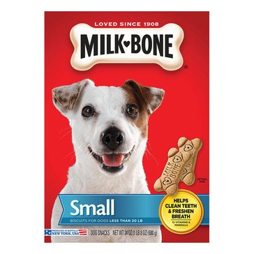 Milk-Bone Crunch Biscuits Dog Treats