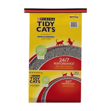 Purina Tidy Cats 24/7 Performance Conventional Litter