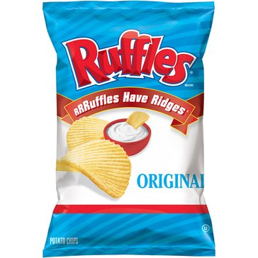 Ruffles Regular Chips 9oz