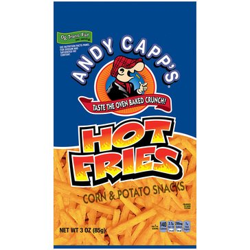 Andy Capp's Hot Fries 3oz