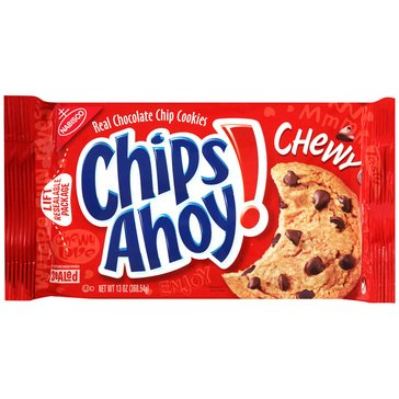 Chips Ahoy! Chewy Chocolate Chip Cookies 13oz